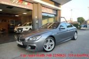 BMW 640 D XDRIVE GRAN COUPé M SPORT EDITION HEAD-UP LED AD