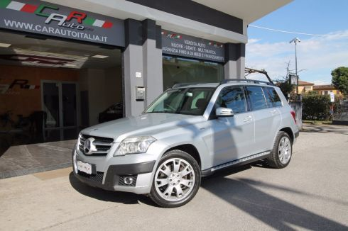 MERCEDES-BENZ GLK 220 CDI 4Matic BlueEFFICIENCY AUTOMATICA