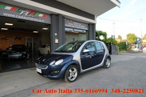 SMART ForFour 1.1 PASSION IDEALE PER NEOPATENTATI TETTO CLIMA