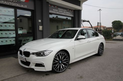 BMW 318 d MSport Berlina