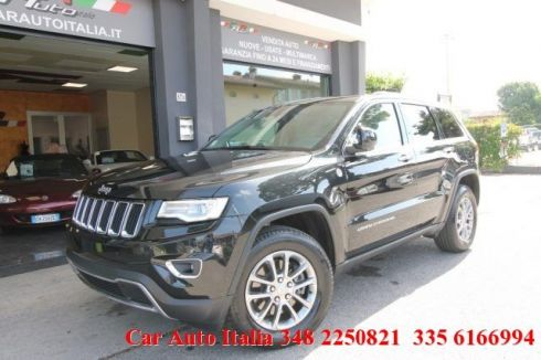 Jeep Grand Cherokee 3.0 V6 CRD 250 CV Multijet II Limited NAVY CAMERA