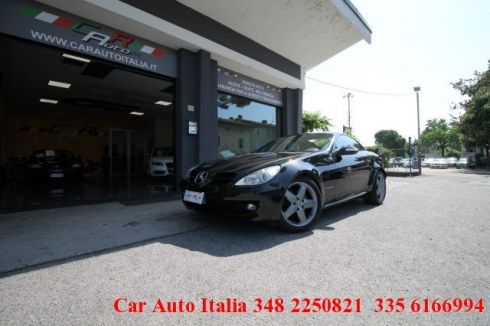 MERCEDES-BENZ SLK 200 Kompressor SPORT 1.8 TURBO 163 CV