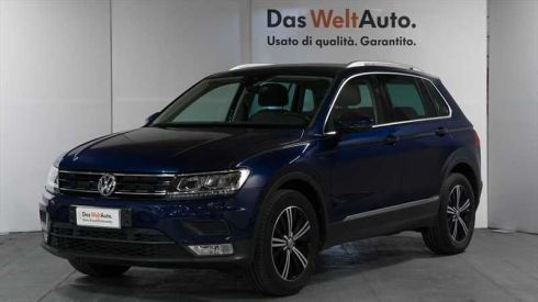 VOLKSWAGEN Tiguan 2.0 tdi Business 4motion 150cv