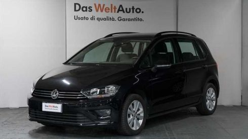 VOLKSWAGEN Golf s.van 1.6 tdi Business 115cv dsg