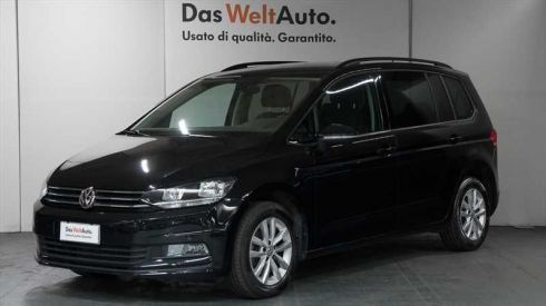 VOLKSWAGEN Touran 1.6 tdi Business 115cv