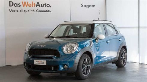 MINI Countryman mini countryman 1.6 Cooper S all4