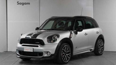 MINI Countryman mini countryman 1.6 J.Cooper Works all4