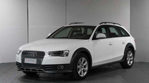 AUDI A4 allroad quattro 2.0 tdi Business Plus 190c s-tr