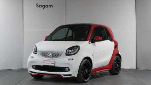 SMART ForTwo 0.9 Turbo Limited #4 90cv twinamic