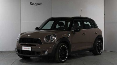 MINI Countryman 2.0 Cooper SD all4