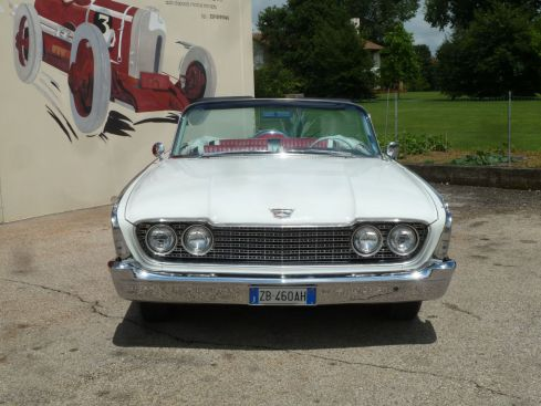 FORD Galaxy Sunliner Convertibile