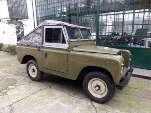LAND ROVER Series Serie II 88