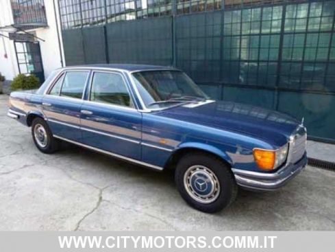 MERCEDES-BENZ S 350 350 SE Berlina