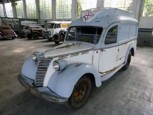 FIAT 1100 ELR AMBULANZA