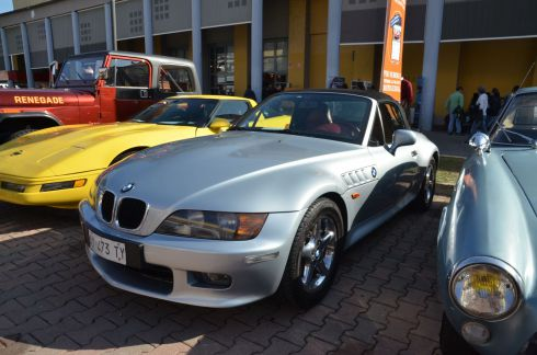 BMW Z3 2.8 24V cat Roadster