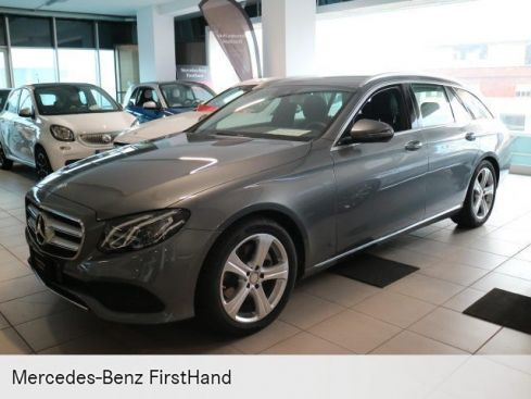 MERCEDES-BENZ E 220 BlueTEC S.W. Automatic Sport