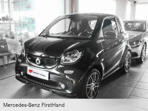 SMART ForTwo BRABUS 0.9 Turbo twinamic Xclusive
