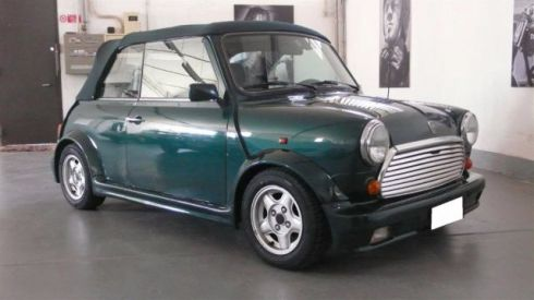 ROVER Mini 1.3 cat Cabriolet *ORIGINALE* *CONSERVATA*
