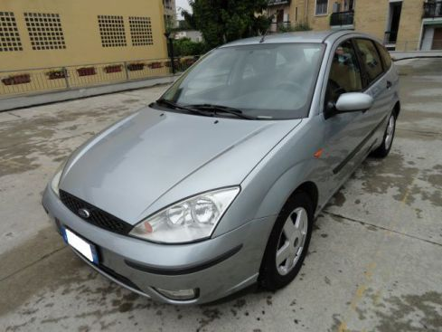 FORD Focus 1.8 TDCi (100CV) cat 5p. Zetec *UNICO PROPRIETARIO