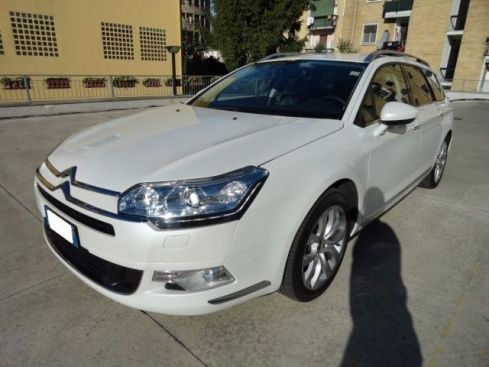 CITROEN C5 2.0 HDi 160 aut Exclusive Tourer *UNIPROPRIETARIO*