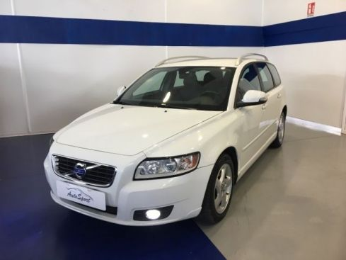 VOLVO V50 D3 POLAR PLUS