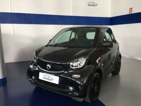SMART ForTwo 70 1.0 twinamic SOLID BLACK