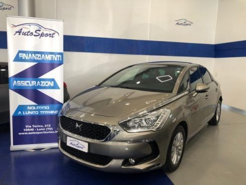 DS DS 5 BlueHDi 120 S&S Chic