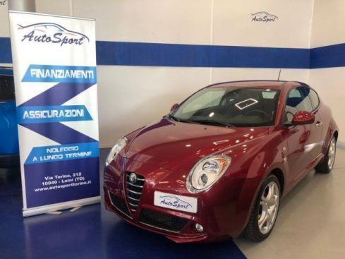 ALFA ROMEO MiTo 1.4 T 135 CV M.air S&S Distinctive