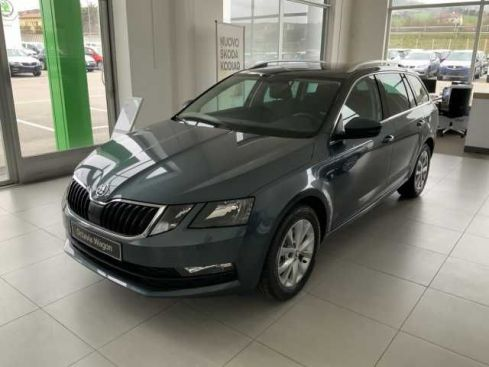 SKODA Octavia 1.5 DSG Wagon Executive G-Tec