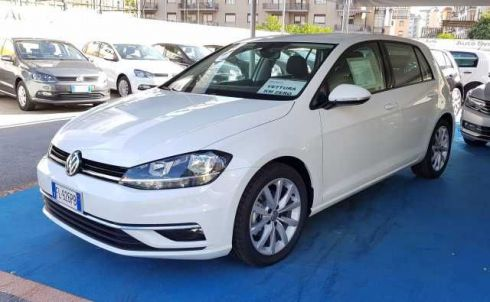 VOLKSWAGEN  Golf VII 1.6 TDI 115 CV 5p. Highline BlueMotion T