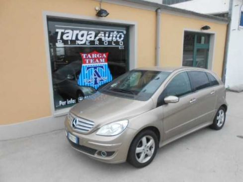 Mercedes-Benz B 180 B 180 CDI Chrome