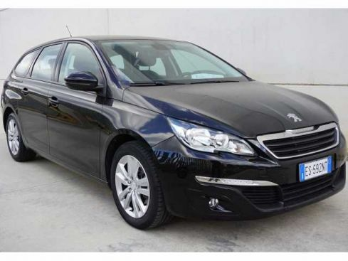 PEUGEOT  308 SW 1.6 e-HDi 115 CV Stop&Start SW Business