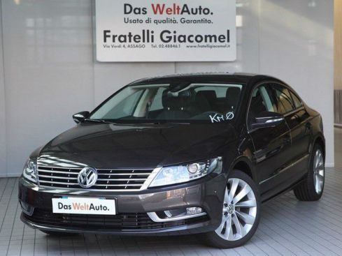 VOLKSWAGEN CC Business 2.0 TDI 140 CV BlueMotion Techn