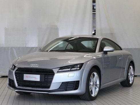 AUDI TT Coupé 2.0 TFSI Design