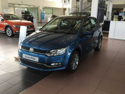 VOLKSWAGEN  Polo V 1.4 TDI 90 CV DSG 5p. Highline BlueMotio