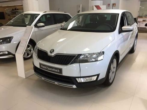 SKODA Rapid 1.4 TDI 90 CV Ambition