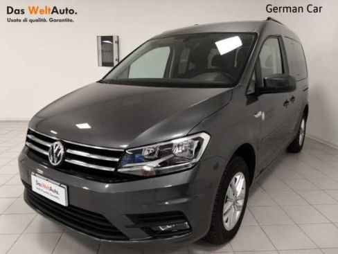 VOLKSWAGEN Caddy 2.0 TDI 102 CV DSG Plus