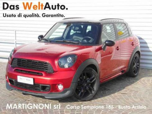 MINI  Cooper S Countryman 1.6 Cooper S ALL4