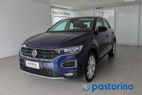 VOLKSWAGEN T-Roc 2.0 TDI ADVANCED 150CV BMT DSG 4M