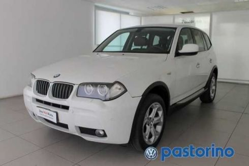BMW X3 2.0 X DRIVE LIMITED EDITION 5P