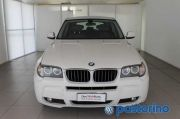 BMW X3 2.0 X DRIVE LIMITED EDITION 5P Usata 2010