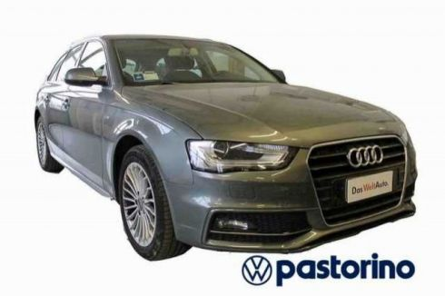 AUDI A4 2.0 AVANT 150CV ADVANCED 5P