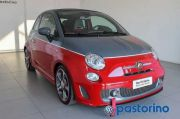 ABARTH 595 C 1.4 TURBO T-JET TURISMO MTA 2P used car 2013