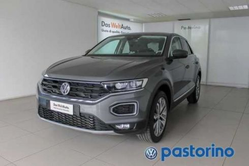 VOLKSWAGEN T-Roc 2.0 TDI 4MOTION Advanced BlueMotion Tech