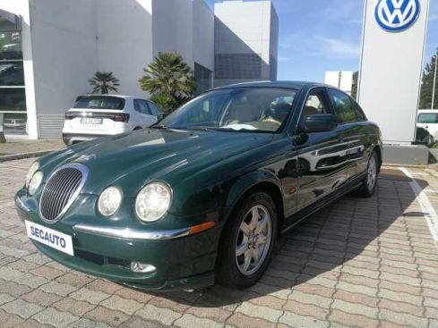 JAGUAR S-Type (X200) 3.0 V6 24V cat