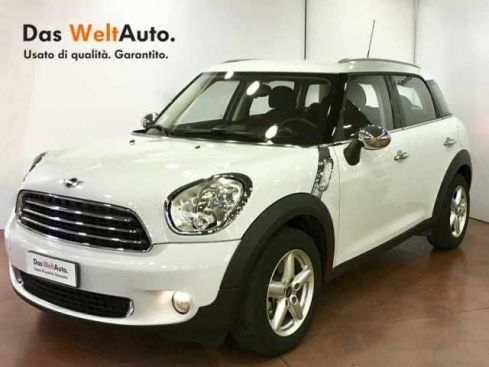 MINI One D Countryman Mini One D Countryman