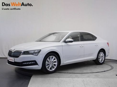 SKODA Superb  2.0 TDI EVO SCR DSG Executive