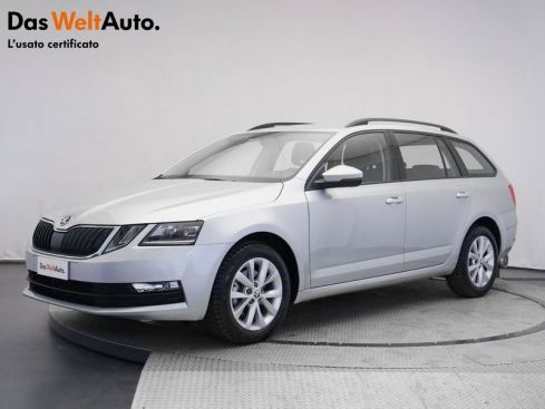 SKODA Octavia  2.0 TDI CR Wagon Executive