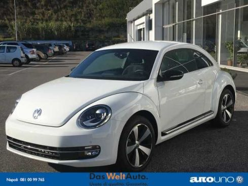 VOLKSWAGEN Beetle 2.0 TDI 150 CV DSG BlueMotion Tech. Spor