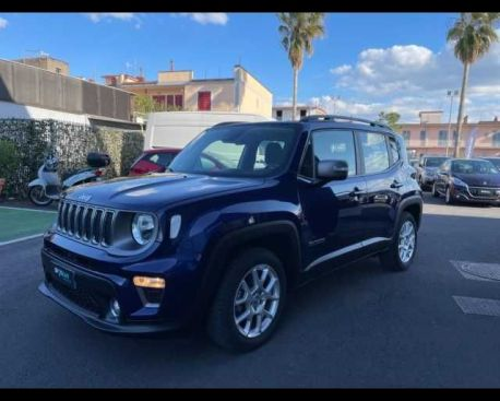 JEEP Renegade Renegade 1.6 Mjt 120 CV Limited